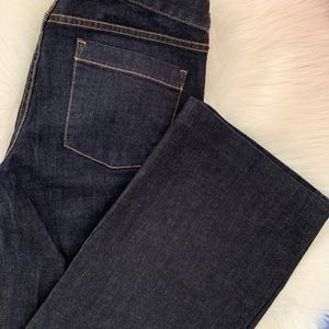 J Crew wide leg trouser jeans size 6